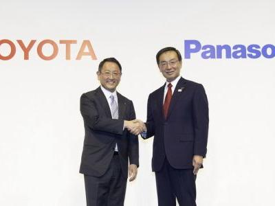 Toyota And Panasonic Pondering Whether They Should Jointly Build Batteries