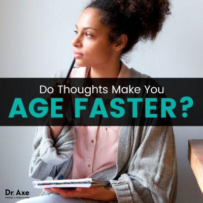 Do Thoughts Make You Age Faster? 5 Ways They Could