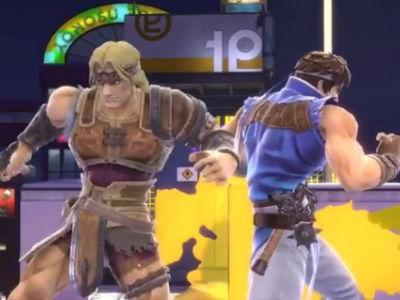 Super Smash Bros. Ultimate adds Simon Belmont from Castlevania