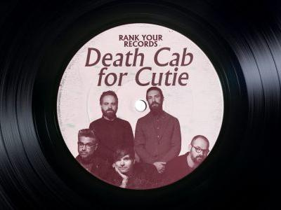 Ben Gibbard Ranks Death Cab for Cutie's Eight Albums