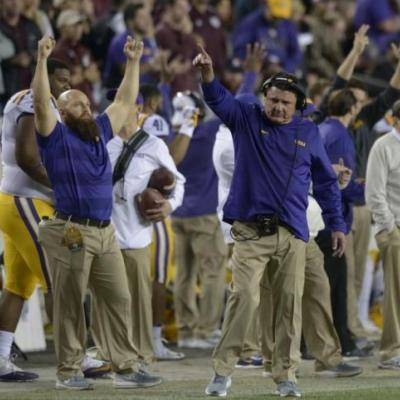 Rabalais: Something to prove - LSU and UCF hope the Fiesta Bowl is only the start