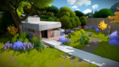 The Witness is now available for Nvidia Shield TV