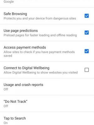 Google Chrome To Tap Into Digital Wellbeing When Android Q Lands