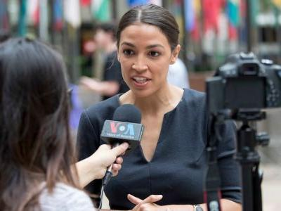 The chair of the Democratic Party just embraced progressive insurgent Alexandria Ocasio-Cortez, calling her 'the future of our party'