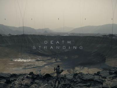 """Death Stranding's Cutscene Was """"Beyond Special"""", Says Metal Gear Solid Movie Director"""