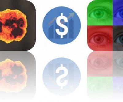 Today's Apps Gone Free: Charred, Budget and PixelWakker