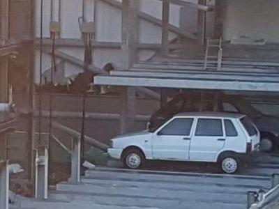 These Vehicles Have Been Trapped In A 'Robot Car Park' For 15 Years