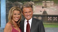 Vanna White Hosts 'Wheel of Fortune' After Pat Sajak Has Emergency Surgery
