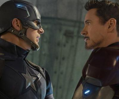 Iron Man & Captain America Almost Shared a Scene in 'Avengers: Infinity War'