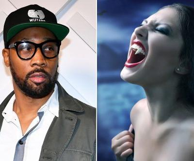 Wu-Tang Clan's RZA is a fan of female vampires