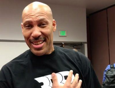 LaVar Ball says he and LaMelo would beat Jordan and LeBron