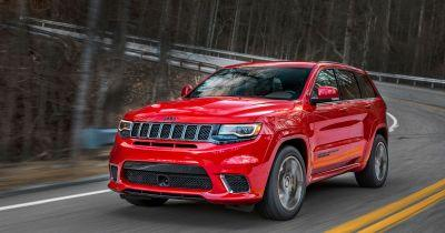 Jeep Has Built A 707hp Grand Cherokee 'Trackhawk', Because Of Course It Has