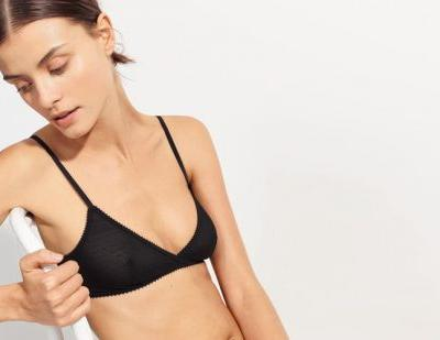J. Crew launches intimates collection