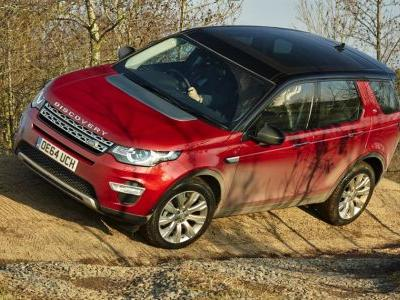 Land Rover Is Designing A Soft-Roader Called The Road Rover