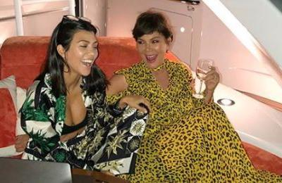 Keeping Up With the Birthday Wishes! See How Kourtney Kardashian's Family Is Honoring Her 40th