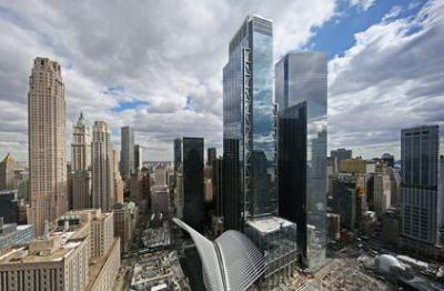 Rogers Stirk Harbour + Partners' 3 World Trade Center Opens in New York City