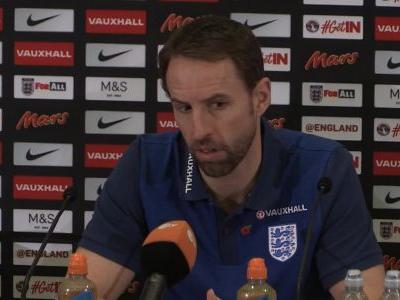 England 'not at the same stage' as Germany - Southgate