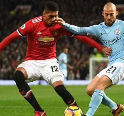 WATCH: Live coverage of the BIG Premier League derby between Man Utd & Man City