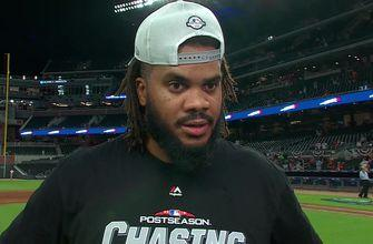 'I thought my season was over': Kenley Jansen opens up on overcoming a heart problem to help lead the Dodgers to the NLCS