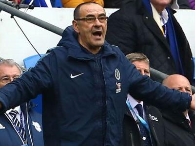 Chelsea snatch controversial win at Cardiff to ease Sarri pressure