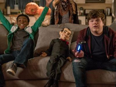 2 Clips of Goosebumps 2 Haunted Halloween