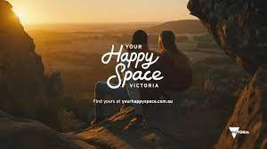 Victoria launches 'Your Happy Space' tourism campaign