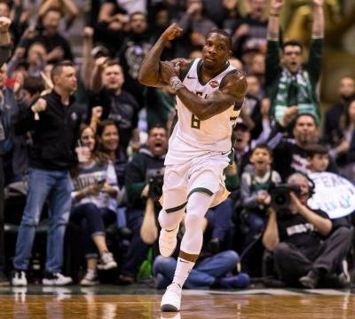 Milwaukee Bucks rout Boston Celtics in Game 3 of NBA playoff series