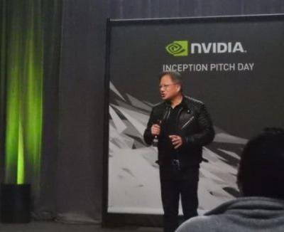 Nvidia's Inception AI contest awards $1 million to 3 top startups