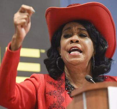 'This has become totally personal': Rep. Frederica Wilson unleashes on John Kelly's 'crazy' story