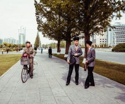 Joseon: Photos of the Life of Ordinary North Koreans