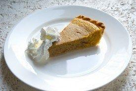 Diabetic-Friendly Pumpkin Pie