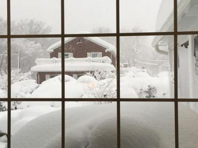 Many Parts Of The U.S. Got A White Christmas. Erie Got More