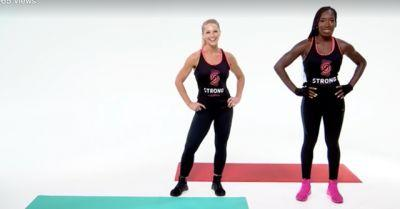 Health Wants You To Take This New HIIT Class