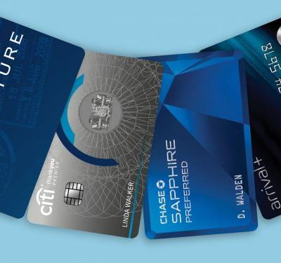 4 credit cards you can open now and use to save on holiday travel - the sign-up bonuses are enough for a free flight