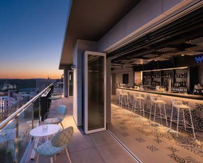 Aloft Madrid Gran Via Hotel Opens