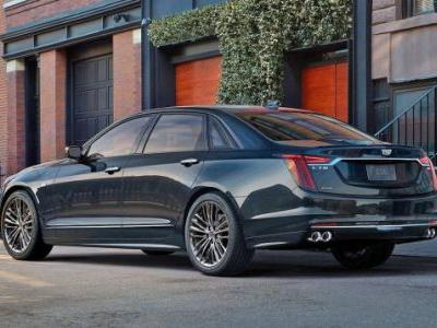 The Cadillac CT6-V Is Still Happening And Will Go Out in V8 Glory