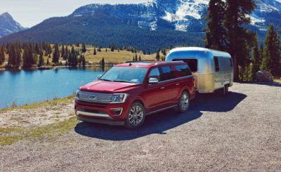 More Power! Ford Raises Engine Output for 2018 Expedition and F-150