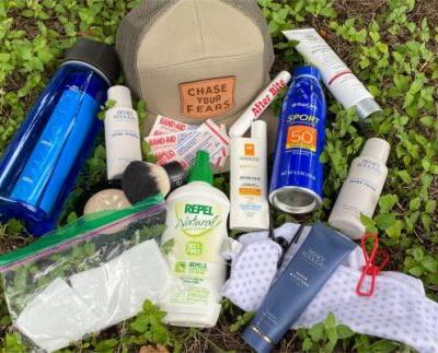 My Foolproof Guide to Camping Skincare