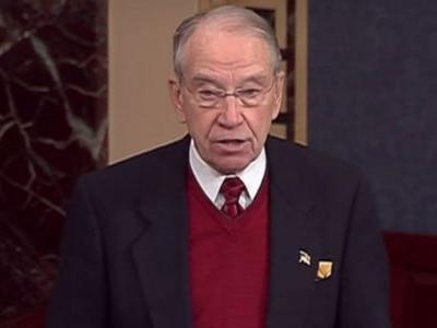 Sen. Grassley Tweets at Trump 'We Can No Longer Say There Is No Russian Interference' in Elections