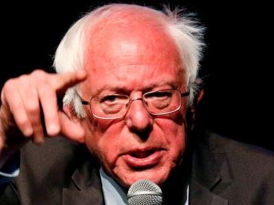 'You can't make this stuff up': Bernie Sanders, Democrats blast Trump's decision to back down on sanctions against Chinese tech giant