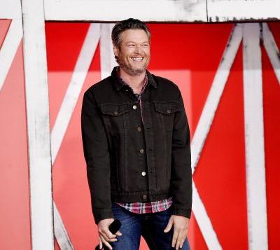 It's Official - Blake Shelton Is People's Sexiest Man Alive!