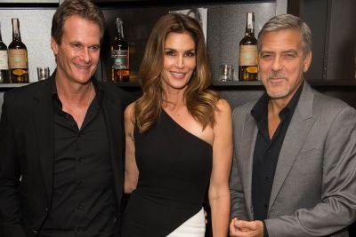 Rande Gerber has a 'special delivery' for Clooney's twins