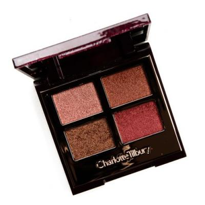 Charlotte Tilbury Supersonic Girl Eyeshadow Quad Review & Swatches