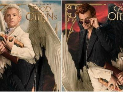 NYCC: Good Omens Teaser Trailer Brings The End of the World