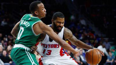 Report: Pistons to trade Marcus Morris to Celtics for Avery Bradley