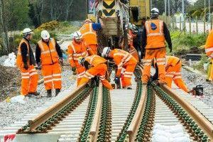Scotland's Railway To Benefit From £23m Of Upgrades This Easter