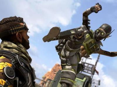 Octane is Apex Legends' new hero, coming today with the Season 1 battle pass