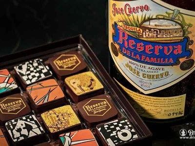 Jose Cuervo x MarieBelle Chocolates Are a Perfect Pair