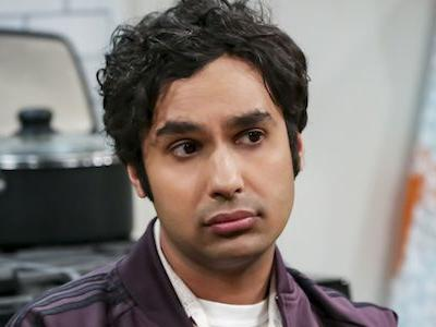 The Big Bang Theory's Kunal Nayaar Shares Touching Message About Guest Star Kal Penn