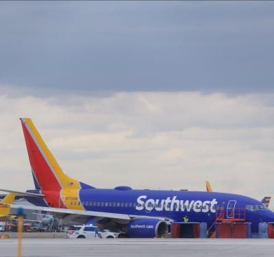 Southwest passenger's torso was sucked out of plane after engine explosion busted open aircraft window